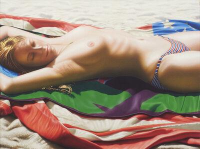 Hilo Chen, 'Beach 146', 2004