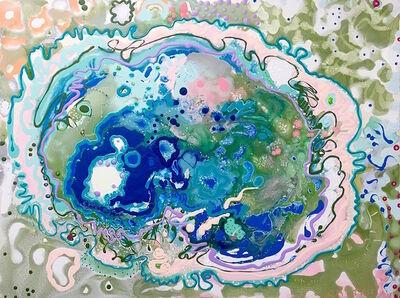 Dmitri Wright, 'Azul', 2018
