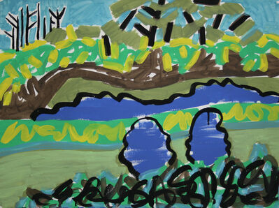 Damon Freed, 'Paper Landscape #7 ', 2016