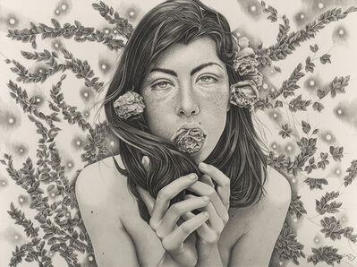 Alessia Iannetti, 'Our Lady of these Roses', 2016