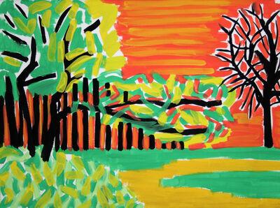 Damon Freed, 'Paper Landscape #6 ', 2017