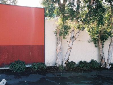 Miro Minarovych, 'Red Wall', 2005