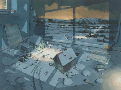 Sven Kroner, 'Yet Untitled', 2017