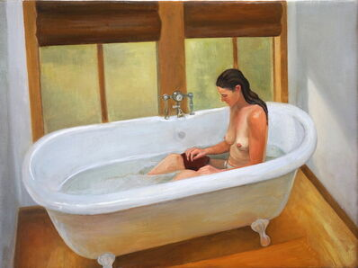 David Molesky, 'Phoenician Bath ', 2019