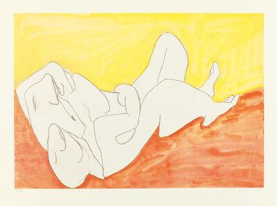 Maria Lassnig, 'Friendship', 2008