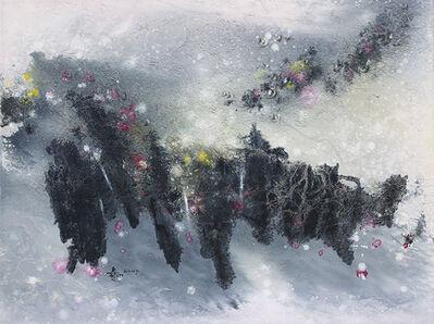 Hu Chi-Chung 胡奇中, 'Painting 6747', 1967
