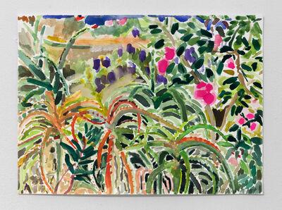Alexandra Karamallis, 'Cactus Rose Garden', 2017