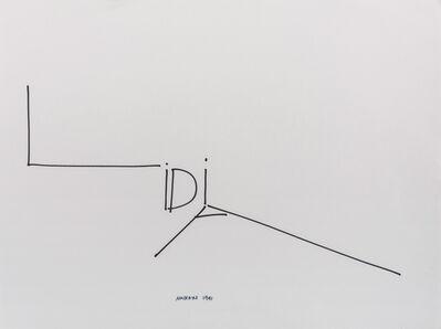 Bruno Munari, 'Lidia', 1991