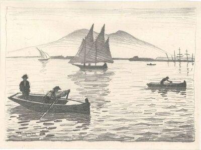 Albert Marquet, 'Le Port de Naple', ca. 1924