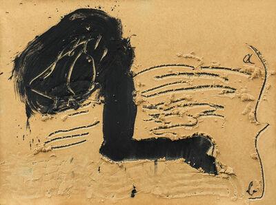 Antoni Tàpies, 'Ull-cama', 2005