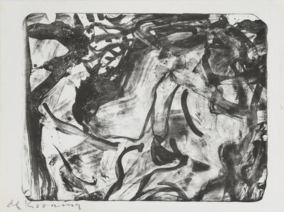 Willem de Kooning, 'Untitled', 1970