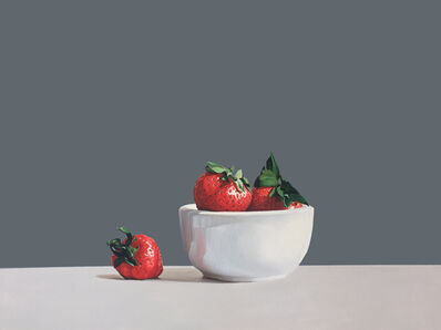 Tritan Braho, 'Strawberries', 2018