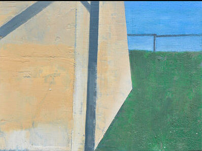 Francesca Reyes, 'Regional Rail Train Series 3 (Cement)', 2016