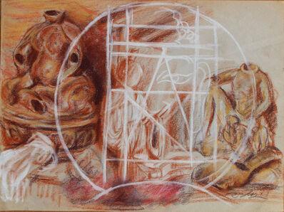 Pei Zhuangxin, 'Sketch ⼿稿《隱秘的圖像》', 2006
