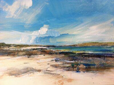 Sarah Carrington, 'Towards Calf Island, Iona', 2013