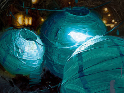 Rob Rey, 'Bioluminescence IV'