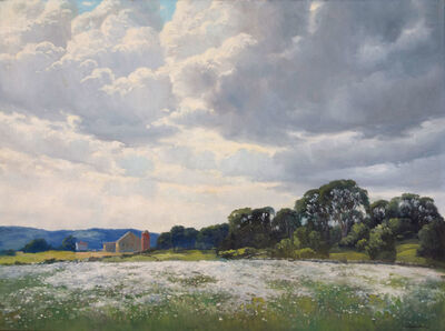 Charles Gordon Harris, 'Spring on the Farm', 20th Century