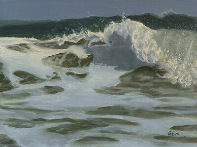 Gayle Madeira, 'Foamy Wave', 2021