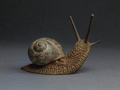 Nick Bibby, 'Garden Snail', 2016