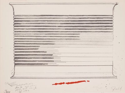 Donald Judd, 'Untitled', 1973