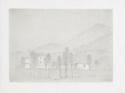 Gunnar Norrman, 'Baskiskt landskap (Basque Landscape)', 1975