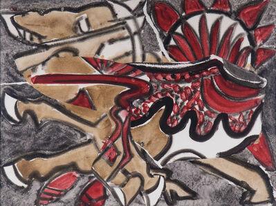 Grace Hartigan, 'Crow Horse', 1973