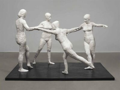 George Segal, 'The Dancers', 1971