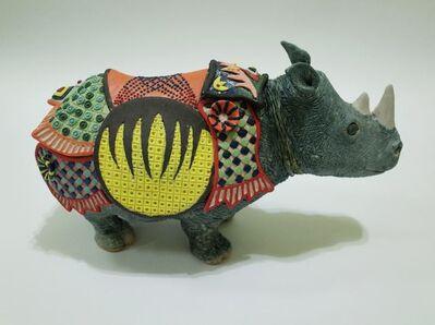 Yu-Pei Lian, 'Mini Rhino ', 2014
