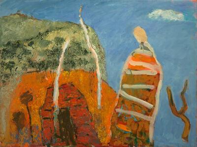 Guy Warren, 'Ghosts at Fowlers Gap', 2011