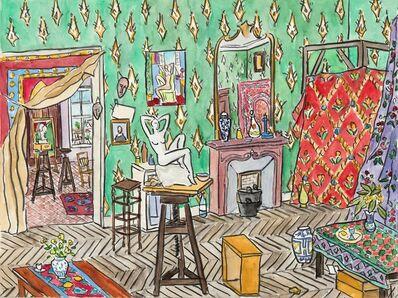 Damian Elwes, 'Matisse's Studio, Nice', 2016