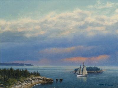 Joseph McGurl, 'Cruising on the Coast', 20th -21st Century