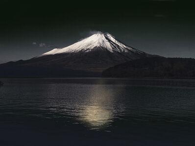KAZZ MORISHITA, 'Black Mt. Fuji', 2015