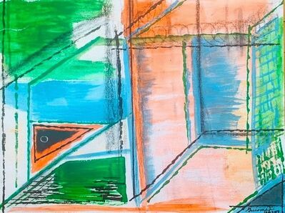 Guiomar Giraldo-Baron, 'Making Room III', 2020