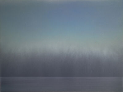Miya Ando, 'Phenomena Purple Grey Rainbow', 2020