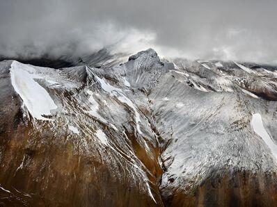 Edward Burtynsky, 'Mount Edziza Provincial Park #1, British Colombia, Canada', 2012