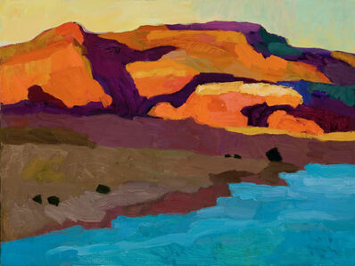 Larisa Aukon, 'Resting Shadows', 2017