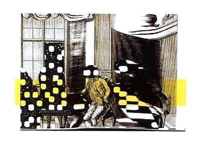 Sigmar Polke, 'Der dritte Stand', 1990-2000