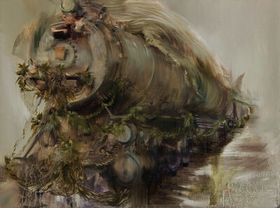 Sarah McRae Morton, 'The Wake of a Whale', 2016