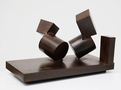 "Marino di Teana, 'Composition ""David Smith"" ', 1988"