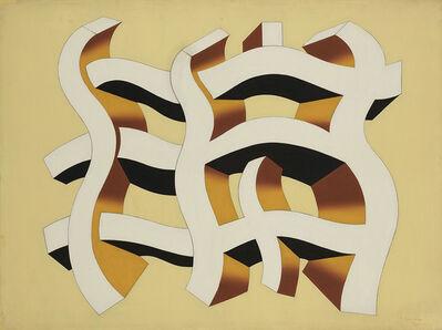 Charles Biederman, '3/17/1937 Paris #37', 1937