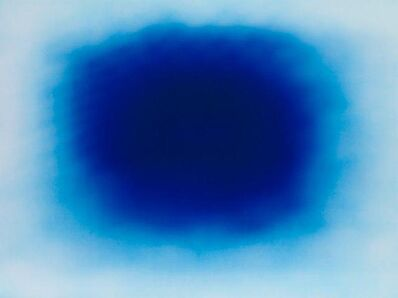 Anish Kapoor, 'Breathing Blue', 2020