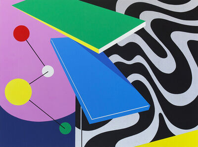 Moritz Green, 'Distant Signal 02', 2020