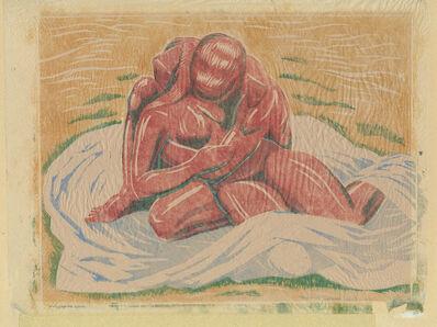 Margaret Barnard, 'Lovers', 1934