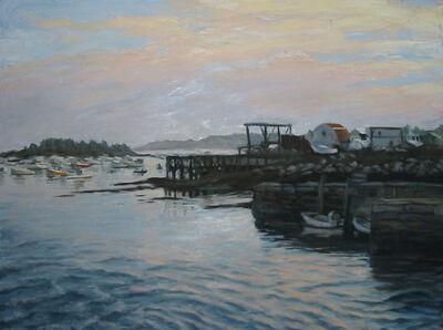 Ella Yang, 'Morning Tidal Rush', 2006