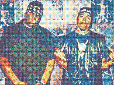 KAN, 'Notorious Big & Tupac', 2018