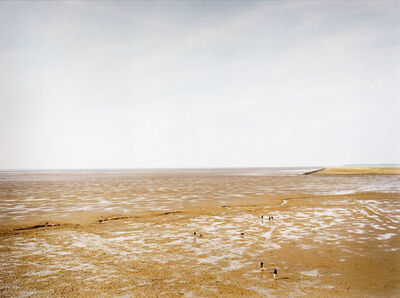 Peter Bialobrzeski, 'Heimat 10, Wattenmeer/Mud Flats', 2004