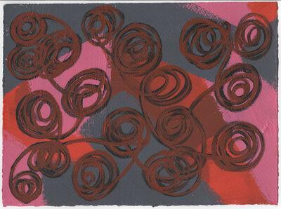 Phyllida Barlow, 'untitled: deco 9', 2016