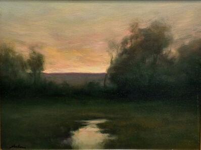 Dennis Sheehan, 'Marsh at Sunset'