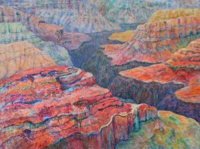 Connie Newton Stancell, 'Canyon Rhythms V', 2008, 11, 20