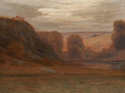 Leonard Ochtman, 'Spirit of Fall'